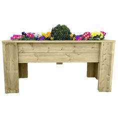 Premium raised trough. This Planter will look great in any garden, patio, decking or outside your house. With the raised bed it is ideal for showing off plants and making your garden stand out. We offer a large range of fantastic planters with years of experience. Bespoke sizes available. Free Next Day Delivery! Garden Troughs, Raised Garden Planters, Deck Planters, Raised Garden Beds, Raised Beds, Decking Area, Garden Stand, Garden Gifts, Bird Houses