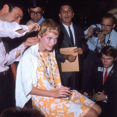 Beauty Icon: Mia Farrow