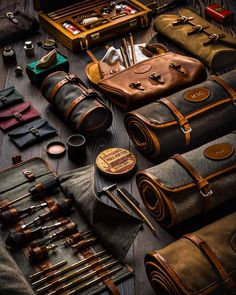 At the side of generations of audacious sportsmen, Westley Richards proudly handcraft history's most prized art guns, fine leather goods & luxury outdoor clothing, taken on journeys like no other. Leather Pouch, Leather Tooling, Shooting Gear, Shooting Sports, Hunting Packs, Stuck In The Mud, Bushcraft Gear, Fish In A Bag, Sack Bag