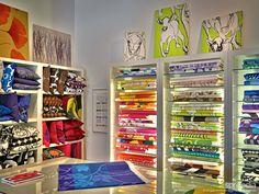 Marimekko; In-Store Photo