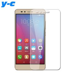 For Huawei Honor 5X Tempered Glass 100% New Good Quality Temperli Protector Screen Film For Huawei Honor 5X  5.5inch