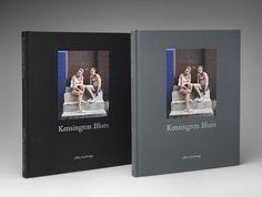 Kensington Blues, by photographer Jeffrey Stockbridge. Printed by Brilliant Graphics.