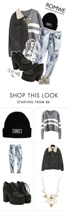 """""""I'm not perfect, I make a lot of mistakes.Therefore I really appreciate those people who stay with me after knowing who I really am."""" by hiphop4 ❤ liked on Polyvore featuring OBEY Clothing, Chictopia, Charlotte Russe, women's clothing, women, female, woman, misses, juniors and No_Pressure_JustinBieber_ft_BigSean"""