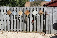 backyard fence