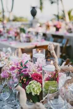 Fabulous Pink Outdoors Wedding - Belle the Magazine . The Wedding Blog For The Sophisticated Bride