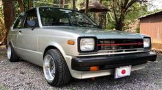 Toyota Starlet, Nissan 240sx, Charades, Tuner Cars, Japanese Cars, Mad Max, Jdm, Muscle, Racing