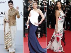 Being a red carpet regular is no joke. Especially, when you are a former Miss World and a top-class actress from Bollywood. Aishwarya Rai's appearance on the Cannes red carpet has been always under the scanner, considering the fact she has been attending the film fest since 2002! While Ash prepares to step out in style this year, we roll out recap of her best and worst looks at the prestigious French Riviera event over the years.   Image courtesy: Reuters