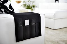 FLÖRT vak voor afstandsbediening | #IKEA #DagRommel #woonkamer #bank #opberger