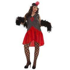 Élégant et sexy, ce déguisement apporte également ce petit grain de folie associé aux années 20, aussi surnommées les années folles !