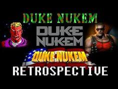 The Retrospective of good old Duke Nukem.
