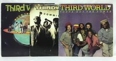 Third World Lot of 3 #Vinyl Records Rock The World You've Got the Power Committed