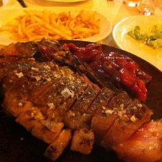Ribeye Steak from Galicia - the part of the Spain to have the best beef