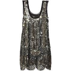 Winter Fashion Essentials #11}: Sparkle in sequines