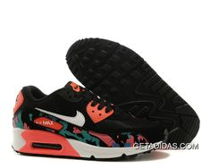 lowest price fb50f 0503f Nike Air Max 90 Womens Watermelon Red Training Shoes TopDeals, Price    78.65 - Adidas Shoes,Adidas Nmd,Superstar,Originals