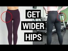 ❤️ How To Get A Smaller Waist and Bigger Hips    4 Workouts For Tiny Waist and Wider Hips! - YouTube