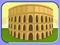 El Coliseo de Roma #roma #coliseo #espanol #historia #geografia