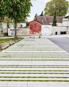 *마을광장 개선사업 [ Espace Libre ] GUITRANCOURT TOWN CENTRE :: 5osA: [오사]