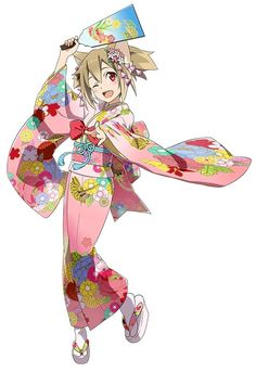Sword Art Online Asuna, Anime Kimono, Manga Anime, Fairy Tail, Chibi, Asada Shino, Samurai, Gurren, Sword Art Online Wallpaper