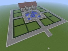 Town center - Screenshots - Show Your Creation - Minecraft Forum Minecraft Japanese House, Minecraft Small House, Minecraft Shops, Minecraft House Plans, Minecraft Video Games, Minecraft City, Amazing Minecraft, Minecraft House Designs, Minecraft Construction