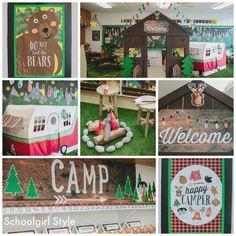 Happy Camper by Schoolgirl Style