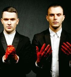 theo hutchcraft adam anderson - #hurts #musicbands