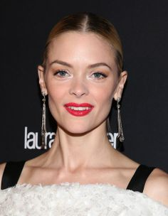 Jaime King was all dolled up in Sethi Couture diamond earrings at The Weinstein Company & Netflix's 2014 Golden Globes After Party at The Beverly Hilton Hotel on January 12, 2014 in Beverly Hills, California.