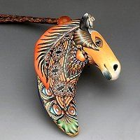 Spirit  Pendants by Jon Anderson.  Just amazing!