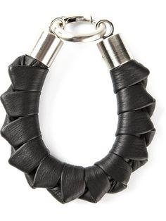 Dagmar Kestner X Muuse   Coil Bracelet.