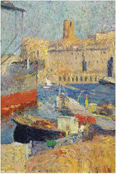 Marseilles - Henri Martin