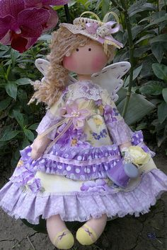 so lovely in lilac....and oh so adorable!...