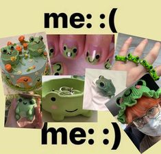 Cute Frogs, Free Therapy, Literally Me, Quality Memes, Fb Memes, Frog And Toad, Cry For Help, Describe Me, Mood Pics