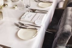 Menu cards #tablesetting