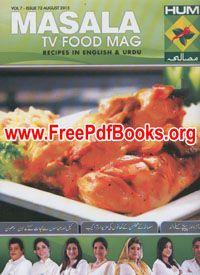 Pdf book of cooking recipes in urdu books pinterest pdf masala tv food magazine august 2015 free download in pdf masala tv food magazine august forumfinder Choice Image