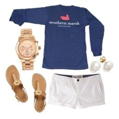 """""""Ready for summer"""" by madison-mills-1 on Polyvore"""