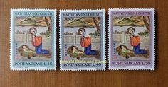 EBS Vatican City Città del Vaticano 1961 Christmas Navidad Xmas 323-325** in Stamps, Europe, Vatican   eBay