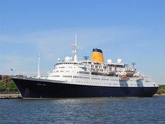 Oasia cruise ship