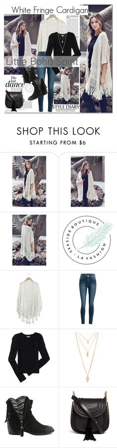 """Boho Style"" by vanjazivadinovic ❤ liked on Polyvore featuring Anja, Chicwish, Aéropostale, Forever 21, Qupid, Chloé, bohochic, polyvoreeditorial, Poyvore and seasideboutique"