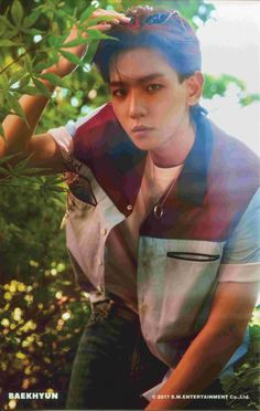 "Baekhyun #EXO ""Ko Ko Bop"" New Goods"