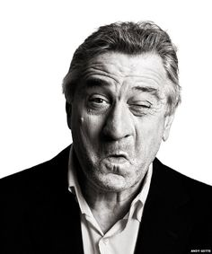 Robert De Niro,Andy Gotts