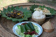 Laos food yummy