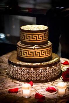 Versace Cake