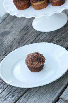 The Very Best Cinnamon Sugar Breakfast Muffins