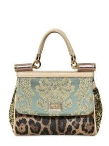 Dolce & Gabbana Handbag :)  see more http://www.hawanim.com/?p=1982  #handbags #bags #dg #women