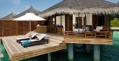 Hotel Kuramathi Island - Maldivas