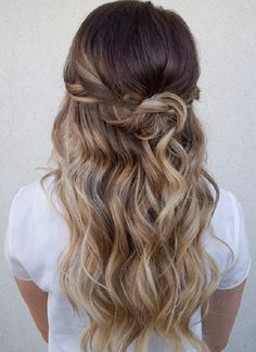 cute girl long hairstyles 6