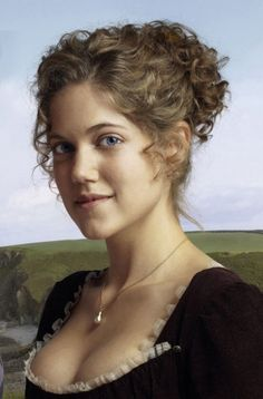I envisioned Juliana Ashford in BLIND FORTUNE as looking like Charity Wakefield.