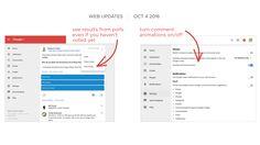 Google+ Web Updates Oct 4 https://plus.google.com/+FriendsPlusMe/posts/L1kzXCupLAy