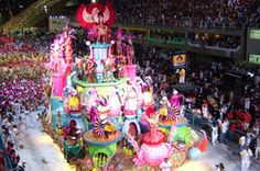 Tour: Carnival in Rio de Janeiro About:Nothing else in the world compares to Carnival in Brazil… see for yourself! Join us in this tour and experience the great Rio de Janeiro Carnival. Rio Grande Do Sul, Mardi Gras, Places To Travel, Places To Go, Visit Brazil, Visit Rio, Rio Carnival, Carnival Floats, Carnival Dancers