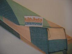 Palm Beach Beau Brummell Necktie - Late 40's(22.27)