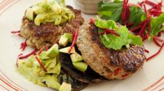 "Exactly How To Make This Popular Carb-Free Avo Mushroom ""Burger"""